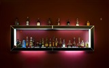 Title:bar alcohol shelf drinks bottles-food drinks HD wallpaper Views:7631