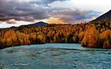 Title:Beautiful Alaska natural scenery desktop wallpaper Views:10550
