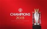 Title:Manchester United 2012-13 Barclays champions Wallpapers Views:7545