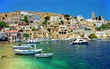 Title:greece coast view-Greece Travel photography wallpaper Views:7828