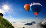 Title:hot air balloons-May HD quality wallpaper Views:4085