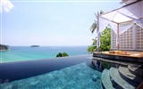 Title:lovely beach house-Summer scenery wallpaper Views:4019