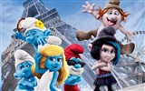 Title:2013 The Smurfs 2 Movie HD Desktop Wallpaper Views:7482