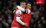 Title:Arsenal 1-0 Stoke City-2013 Arsenal HD Wallpaper Views:3478