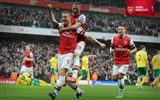 Title:Arsenal 3-1 Norwich City-2013 Arsenal HD Wallpaper Views:3276