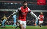 Title:Arsenal 5-1 West Ham United-2013 Arsenal HD Wallpaper Views:3816