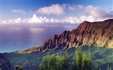 Title:Beautiful Hawaiian Islands landscape HD Wallpaper Views:11043