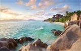 Title:Seychelles island scenery beautiful HD wallpaper Views:16107