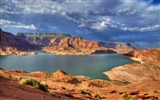 Title:canyons lake bushes mountains-Summer Photography Wallpaper Views:3202