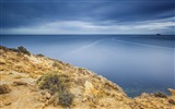 Title:horizon sea break sky-Summer Photography Wallpaper Views:3951