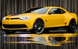 Title:2014 Bumblebee Camaro Concept-HIGH Quality Wallpaper Views:3668
