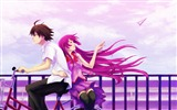 Title:Beautiful  Anime characters HD Wallpaper Views:13564