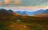 Title:Denali National Park Beautiful Landscape HD Wallpaper 04 Views:2153