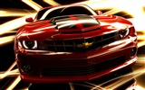 Title:GM Chevrolet Camaro-HIGH Quality Wallpaper Views:3809