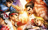 Title:Street Fighter X Tekken video game wallpaper Views:5511