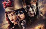 Title:The Lone Ranger Movie HD Desktop Wallpaper Views:7431