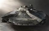 Title:armored flying ship-Military Widescreen Wallpaper Views:5218