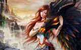 Title:Amazing Fantasy Design HD Desktop Wallpaper Views:17223