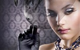 Title:girl with gloves-Girl HD Photo Wallpaper Views:5070