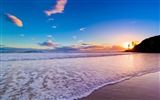 Title:Burleigh Heads-landscape HD Wallpaper Views:15202
