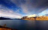 Title:river mountains clouds sky movement freedom-Beautiful Nature HD Wallpaper Views:2455