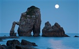 Title:Bright moon-Mid-Autumn Festival Landscape Wallpaper 12 Views:2742