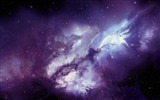 Title:angel galaxy-Universe HD Wallpaper Views:4020
