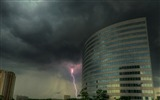Title:building lightning sky-City Travel HD Wallpaper Views:2189