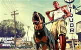 Title:franklin chop-Grand Theft Auto V GTA 5 Game HD Wallpaper Views:5288