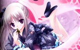 Title:girl dress tights-Anime HD Wallpaper Views:2980