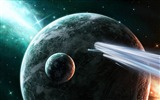 Title:outer space asteroid-Universe HD Wallpaper Views:2833