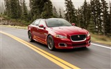 Title:2014 Jaguar XJR Long Wheelbase Car HD Wallpaper Views:11847