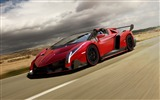 Title:2014 Lamborghini Veneno Roadster HD Wallpaper Views:7016