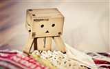 Title:Eat instant noodles-Danbo Photography Wallpaper Views:2153