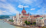 Title:Hungary Budapest city architectural photo HD wallpaper 07 Views:4230