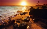Title:Rays Beach-Microsoft Windows HD Wallpaper Views:5743
