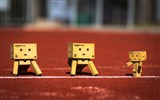 Title:Same starting-Danbo Photography Wallpaper Views:2013