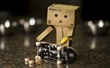 Title:Skateboard-Danbo Photography Wallpaper Views:2046