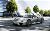Title:2014 Porsche 918 Spyder Car HD Wallpaper Views:9434