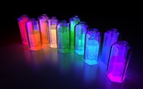 Title:Colorful 3d bottles-Abstract HD Wallpaper Views:3573