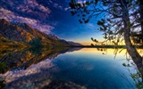 Title:beautiful lake reflection-Landscape HD Wallpaper Views:2940