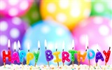 Title:cake candles happy birthday-HIGH Quality Wallpaper Views:20210