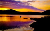 Title:evening boat ride-Landscape HD Wallpaper Views:2834