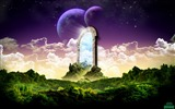 Title:Dreamy Fantasy Art Design HD Wallpaper Views:7752