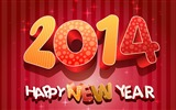 Title:Happy New Year 2014 theme desktop Wallpapers Views:13294