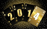Title:Happy New Year 2014 theme desktop Wallpapers 12 Views:1857
