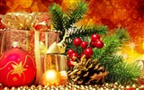 Title:beautiful christmas arrangement-Holiday theme HD Wallpaper Views:2859