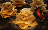 Title:christmas biscuit trees-Holiday theme HD Wallpapers Views:2593