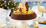 Title:holiday christmas new year dessert cake-Holidays wallpaper Views:3323