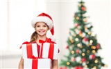 Title:merry christmas tree little girl-Holidays wallpaper Views:3029